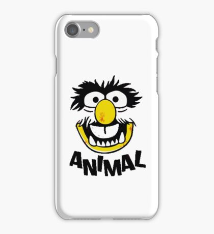 Animal Muppets iPhone Case/Skin