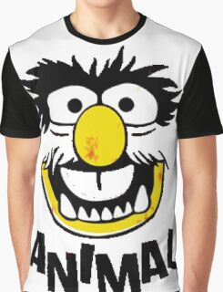 Animal Muppets Graphic T-Shirt