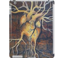 The wood wide web (www) connection iPad Case/Skin