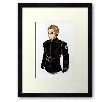 Star Wars: General Hux Framed Print
