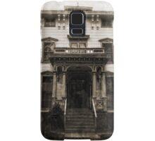 Spooky Mansion Samsung Galaxy Case/Skin