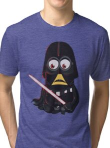 Minion|Minions|Darth Vader Tri-blend T-Shirt