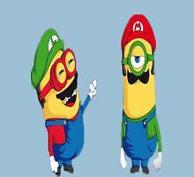 Minion|Minions|Mario Bros Unisex T-Shirt