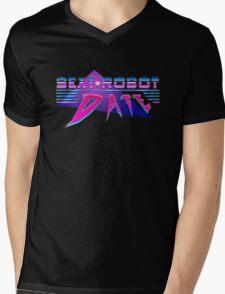 Sexy Robot Date Mens V-Neck T-Shirt