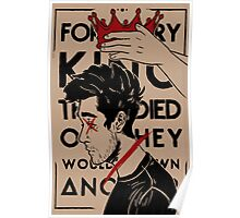for every king that died Poster