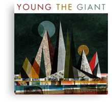 Young the Giant Canvas Print