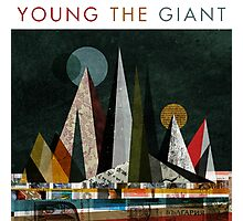 Young the Giant Photographic Print