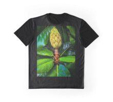 Magnolia Grandiflora Graphic T-Shirt