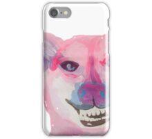 Silly Dog  iPhone Case/Skin