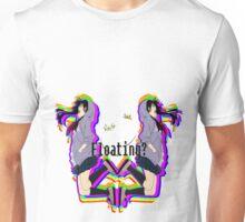 Uh...Floating?... Unisex T-Shirt