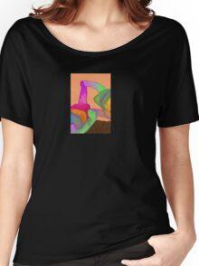 D-E-A-F Women's Relaxed Fit T-Shirt