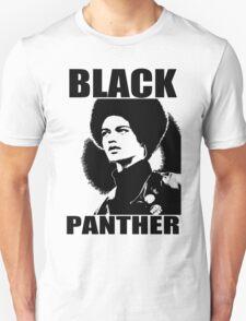 KATHLEEN CLEAVER-BLACK PANTHER Unisex T-Shirt