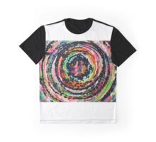 Magnetism: Inner Power Painting Graphic T-Shirt