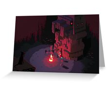 Hyper light drifter Greeting Card