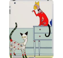 Fitzgerald and Elouise iPad Case/Skin