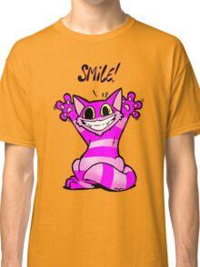 Insane Kitten, Smile! Classic T-Shirt