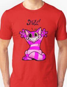 Insane Kitten, Smile! T-Shirt