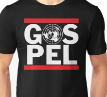 Flat Earth Gospel Truth Unisex T-Shirt