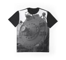 Steam Engine 3751 Graphic T-Shirt