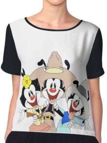 Animaniacs  Chiffon Top