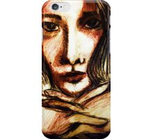 The Instance of Perspective iPhone Case/Skin