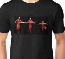 Scissor Men - The Big Lebowski Unisex T-Shirt