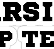 Varsity Nap Team Sticker