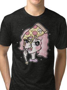 Cosmic Pizza Tri-blend T-Shirt