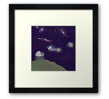 The Observatory Framed Print