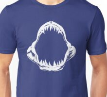 LAST MAN ON EARTH SHARK JAWS Unisex T-Shirt