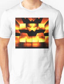 Orange Crown Unisex T-Shirt