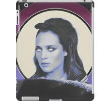 too bright to see, too loud to hear iPad Case/Skin