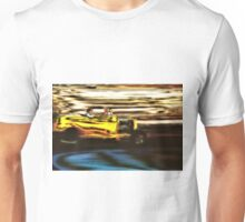 Yellow Rod Drive-By Unisex T-Shirt