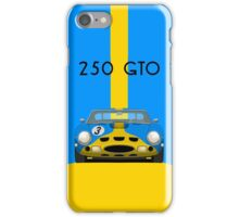 Ferrari 250 GTO iPhone Case/Skin