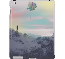 let go iPad Case/Skin