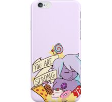 You Are Strong iPhone Case/Skin