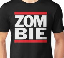 ZOMBIE RUN DMC MASHUP Unisex T-Shirt