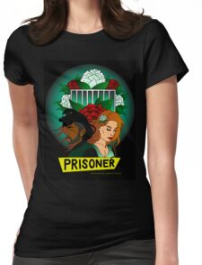 Prisoner Womens Fitted T-Shirt