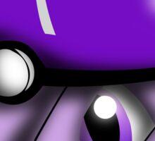 Masterball Mewtwo Sticker