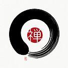 Zen Sushi Ensō by 73553