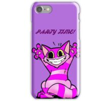 Insane Kitten, Party Time! Tame. no. 2 iPhone Case/Skin