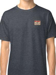 Mr Robot Logo Design Classic T-Shirt