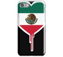 MEXICAN BLEEDING HEART iPhone Case/Skin