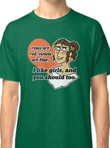 Sapphic Classic T-Shirt