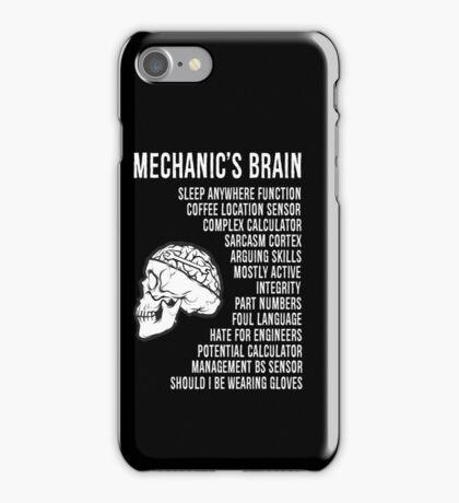 Mechanic's Funny iPhone Case/Skin