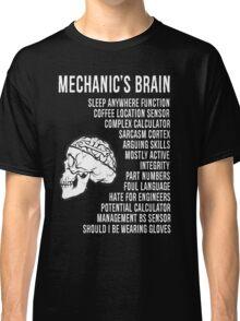 Mechanic's Funny Classic T-Shirt