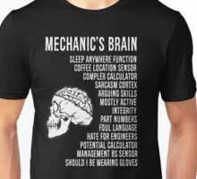 Mechanic's Funny Unisex T-Shirt