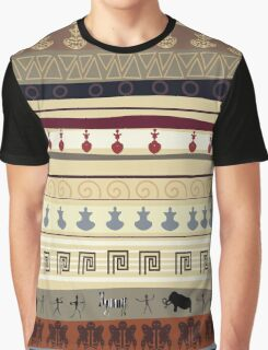 Native Tribal Graphic T-Shirt