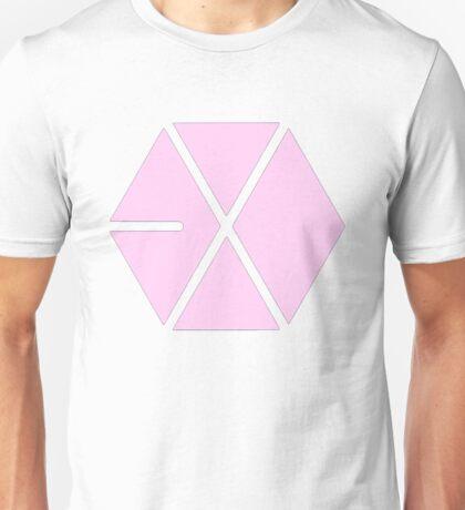 EXO - Pastel Pink Unisex T-Shirt