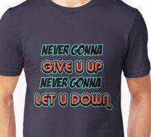 Rick Astley Unisex T-Shirt